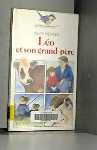 L?o et son grand-p?re: Kevin Henkes
