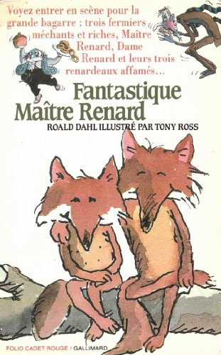 9782070311743: Fantastique Maitre Renard (French Edition)