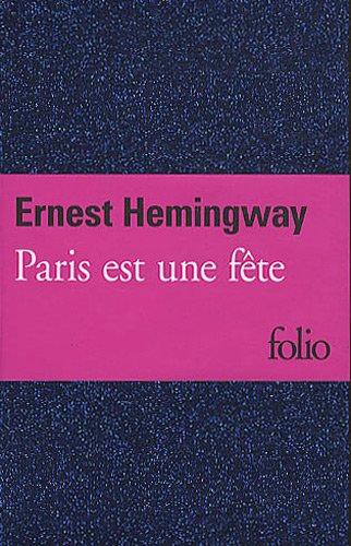 9782070311828: Paris Est Une Fete Etui (Folio Luxe) (French Edition)