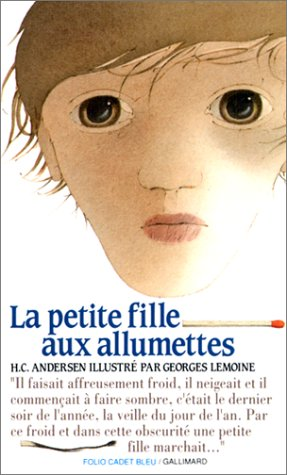 9782070311835: La Petite Fille Aux Allumettess (French Edition)