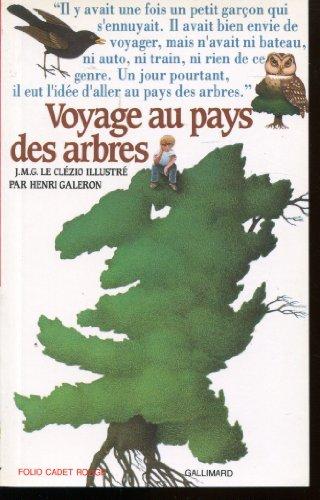 9782070311873: Voyage au pays des arbres