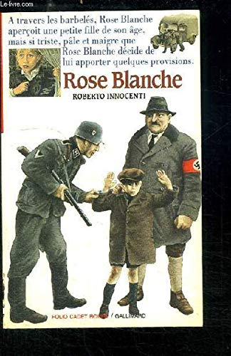 9782070311972: Rose blanche