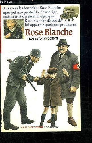 9782070311972: Rose Blanche (Folio Cadet premiers romans)