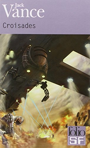 9782070313242: Croisades Vance (Folio Science Fiction) (French Edition)
