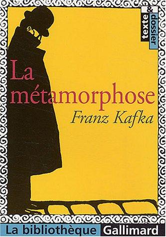 9782070313730: La Métamorphose (La bibliothèque)