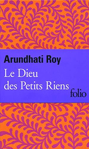 9782070313938: Dieu Des Petits Riens Etui (Folio Luxe)