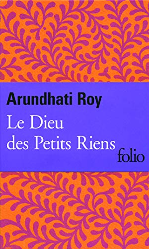 9782070313938: Dieu Des Petits Riens Etui (Folio Luxe) (English and French Edition)