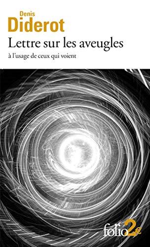 Lettre Sur Les Aveugles (Folio 2 Euros): Diderot, Denis