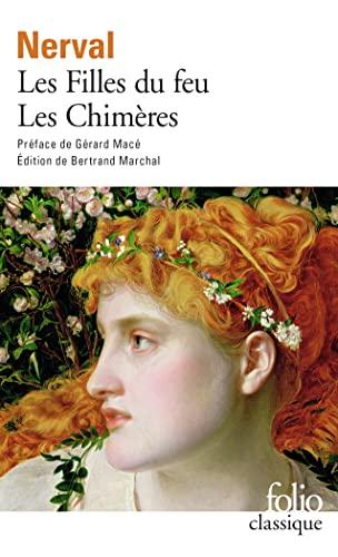 9782070314799: Les filles du feu/Les chimeres (Folio (Gallimard))