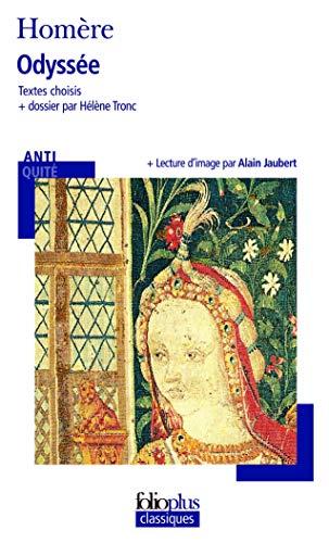 9782070315093: L'Odyssee (Textes choisis) (Folio Plus Classique)