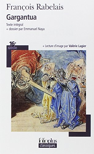 9782070315109: Gargantua (Folioplus classiques)