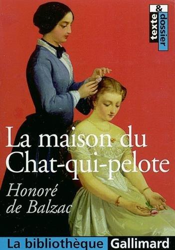 9782070315383: La Maison Du Chat-Qui-Pelote (French Edition)