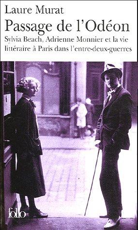 Passage de L Odeon (Folio) (French Edition) - Murat, Laure