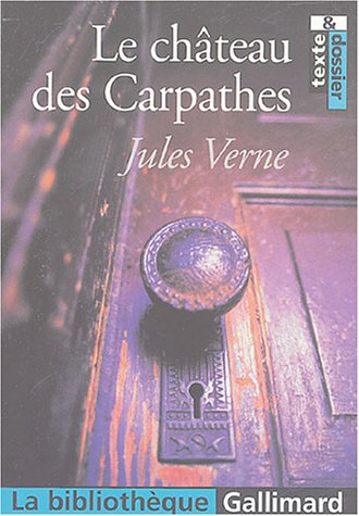 9782070317455: Le Château des Carpathes