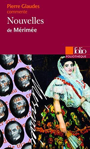 9782070317493: Nouvelles de Mérimée (Essai et dossier) (Foliothèque)