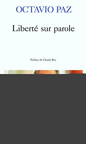Liber Sur Par Pier Sol (Poesie/Gallimard) (French Edition): Paz, Octavio