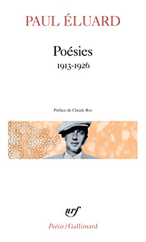 Poésies 1913-1926. (Mit Illustrationen).