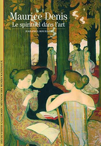 9782070319299: Decouverte Gallimard: Le Spirituel Dans L'Art (French Edition)