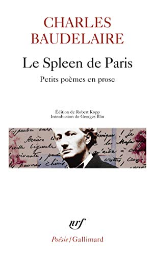 9782070319596: Spleen de Paris (Poesie/Gallimard) (French Edition)
