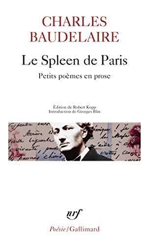 9782070319596: Spleen de Paris (Poesie/Gallimard) (French Edition)