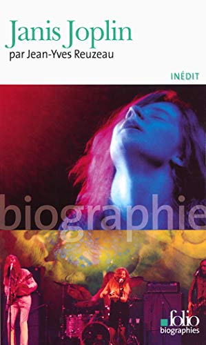 9782070319817: Janis Joplin (French Edition)