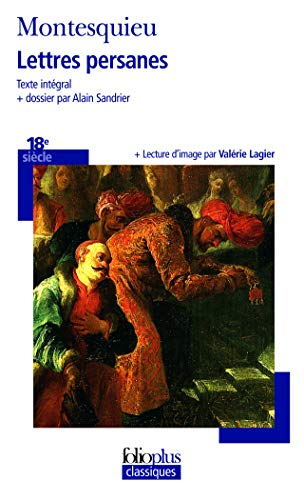 9782070320431: Lettres Persanes (Folio Plus Classique) (French Edition)