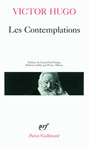 9782070320509: Les Contemplations - Victor Hugo (Collection Poesie) (French) (Collection Pobesie) (French Edition)