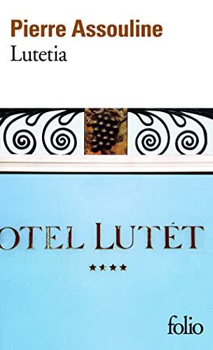 9782070320974: Lutetia - Prix Maison de la Presse 2005