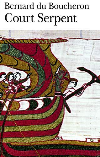 9782070321032: Court Serpent (Folio)