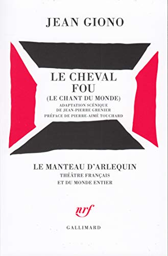 9782070321261: Le cheval fou (French edition)