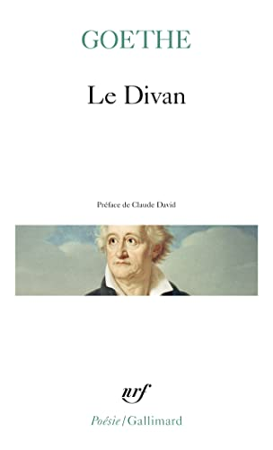 9782070322558: Divan Goethe (Poesie/Gallimard) (English and French Edition)