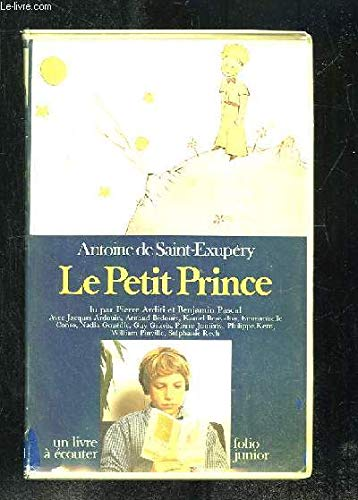9782070322671: Livres a Ecouter: Le Petit Prince (English, French and French Edition)