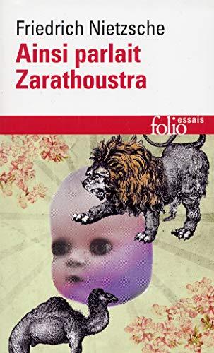 Ainsi Parl Zarathoustra: un livre qui est: Nietzsche, Friedrich Wilhelm