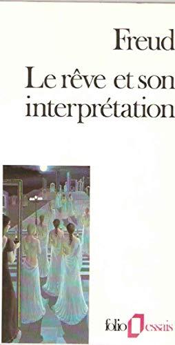 9782070322893: Le rêve et son interprétation