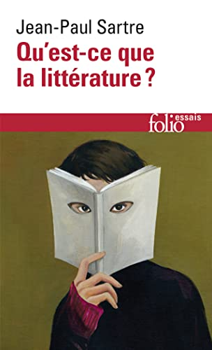 9782070323067: Qu'est-ce que la littérature ? (Folio Essais)