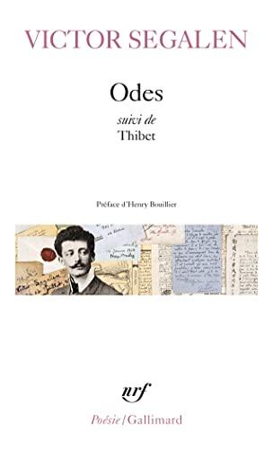 9782070323364: Odes / Thibet