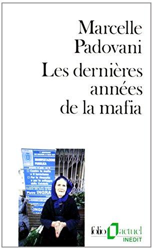 9782070324156: Dernier Annees de Mafia (Folio Actuel) (English and French Edition)