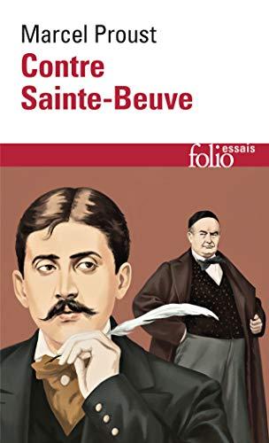 9782070324286: Contre Sainte-Beuve