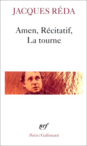 9782070324583: Amen - Récitatif - La tourne