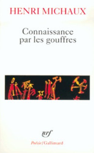 9782070324606: Conn Par Les Gouffres (Poesie/Gallimard) (English and French Edition)