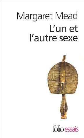 9782070324668: L'un et l'autre sexe