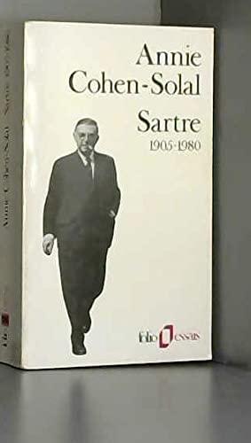 9782070325085: Sartre : 1905-1980 (Folio Essais)
