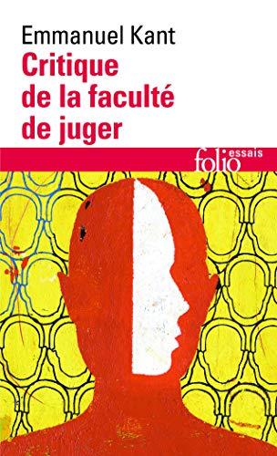 9782070325382: Critiq de La Facult Jug (Folio Essais) (English and French Edition)