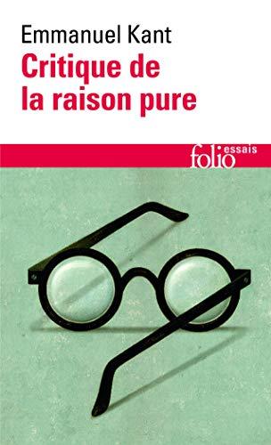 9782070325757: Critique de la raison pure (Folio Essais)