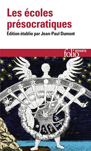 9782070326105: Ecoles Presocratiques (Folio Essais) (English and French Edition)