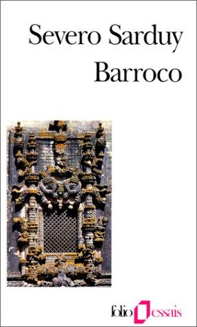 9782070326402: Barroco (French Edition)