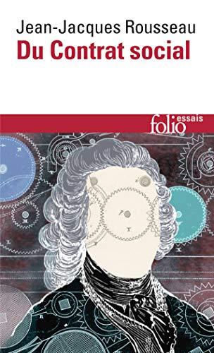9782070326709: Contrat Social Disc Su (Folio Essais) (English and French Edition)