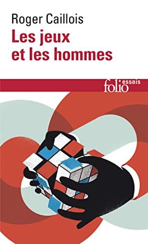 9782070326723: Les jeux et les hommes: Le masque et le vertige (Folio Essais)