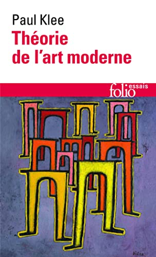 9782070326976: Theorie de L Art Modern (Folio Essais) (English and French Edition)