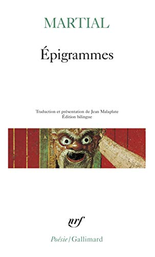 9782070327058: Epigrammes (Poesie/Gallimard) (English and French Edition)